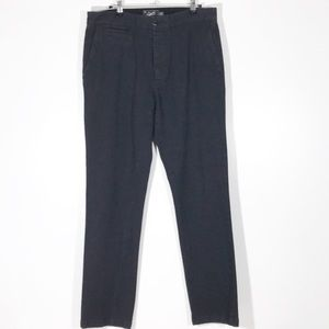 Grayers Stretch Chinos Dark Gray Men's 32X32